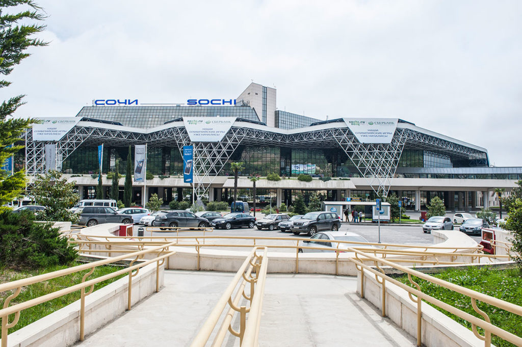 Аэропорт Адлера