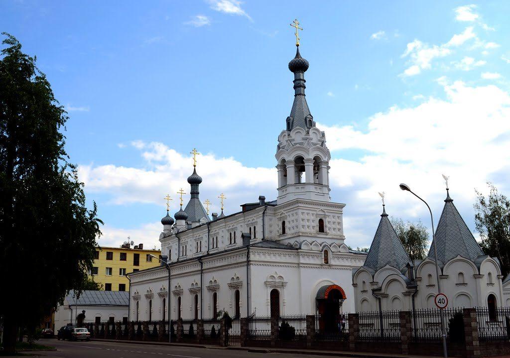 Церковь Георгия Победоносца в Бобруйске