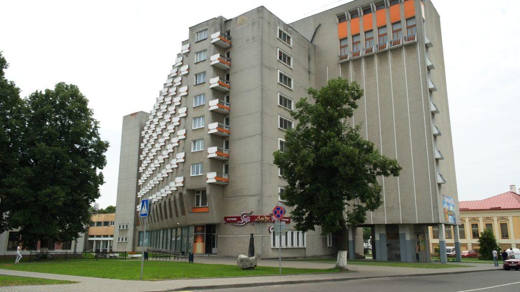 """Гостиница """"Припять"""" в Пинске"""