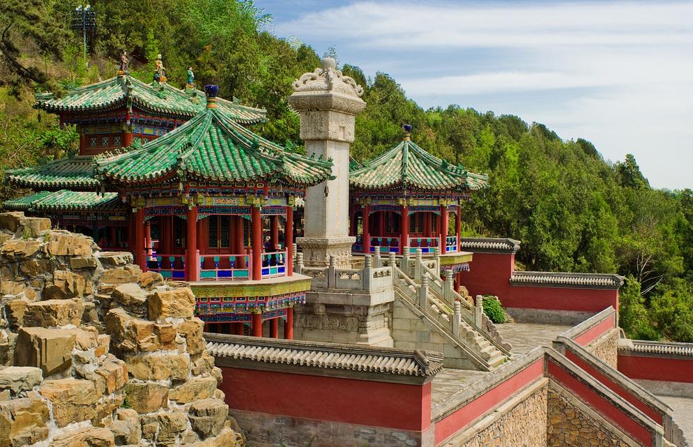 Летняя резиденция императоров Ихэюань близ Пекина