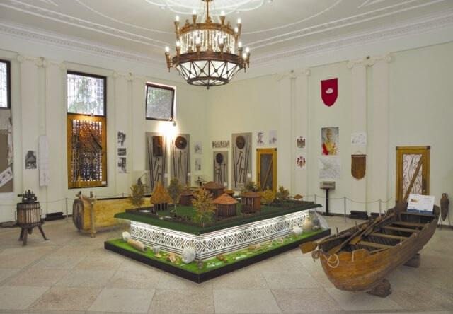 Музей абхазского царства в Новом Афоне