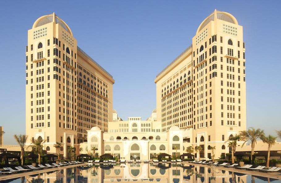 Отель The St. Regis Doha в столице Катара