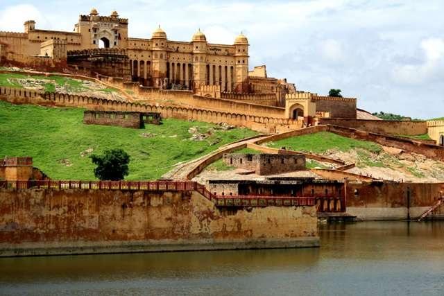 Форт Амбер в Джайпуре