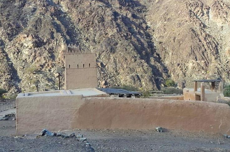 Форт Эль Хейль в Фуджейре