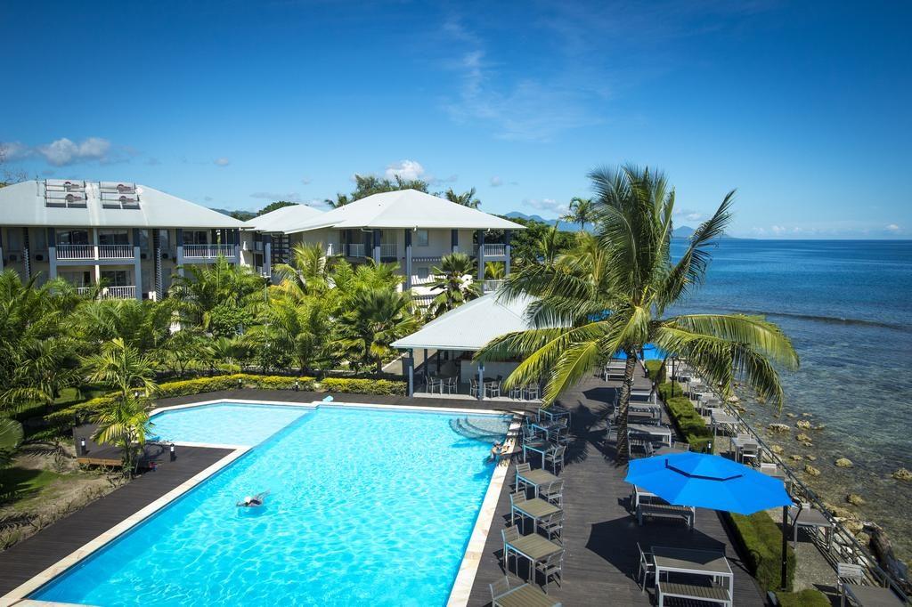 """Отель """"Heritage Park Hotel"""" на Соломоновых островах"""