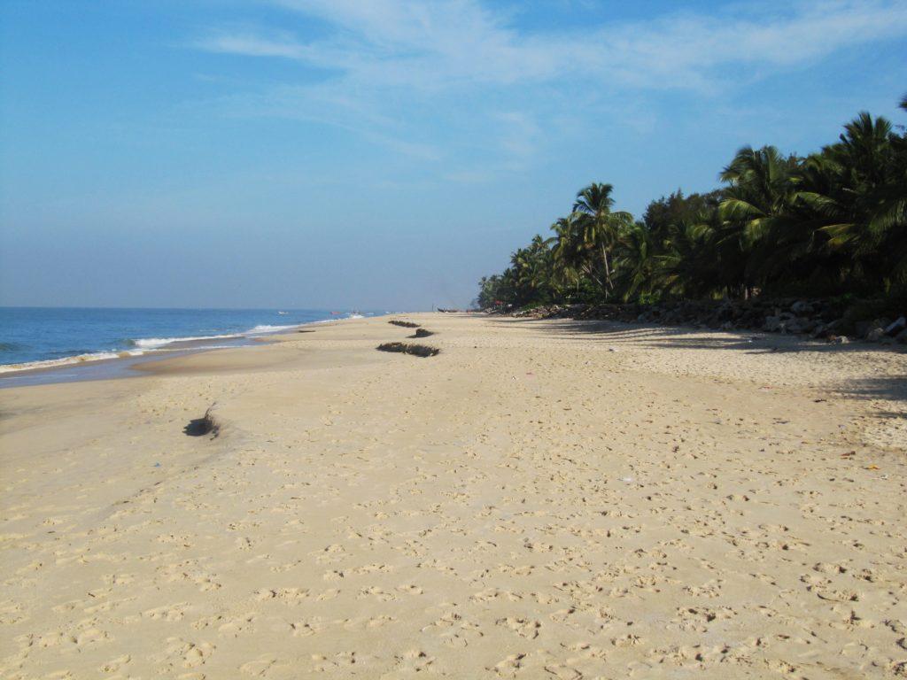 Alappuzha Beach в Керале