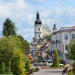 Город Пинск в Белоруссии