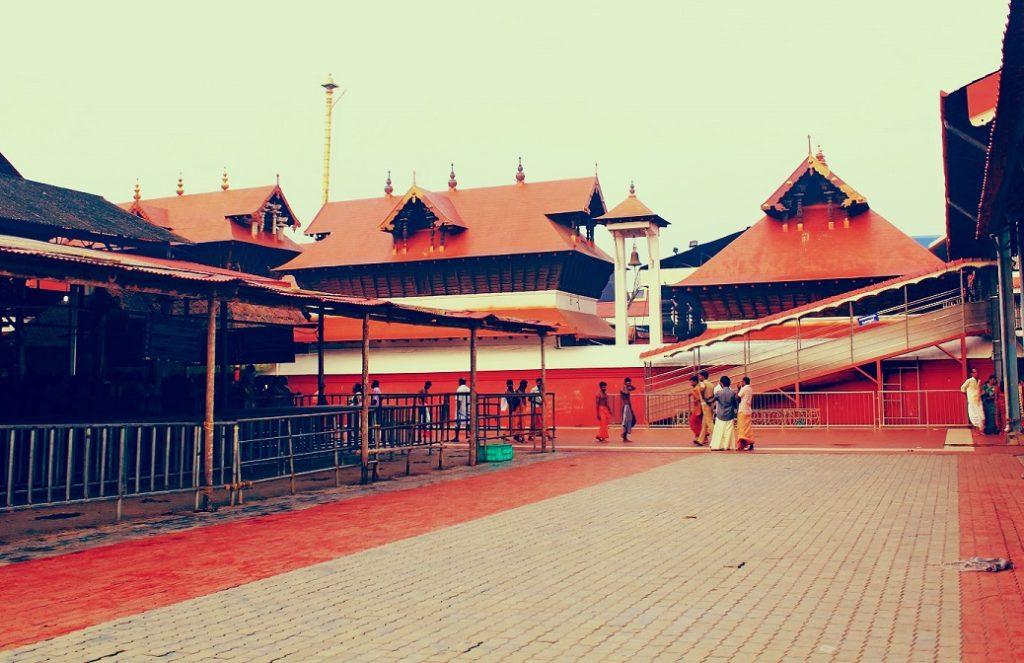 Храм Кришны в Гуруваюре