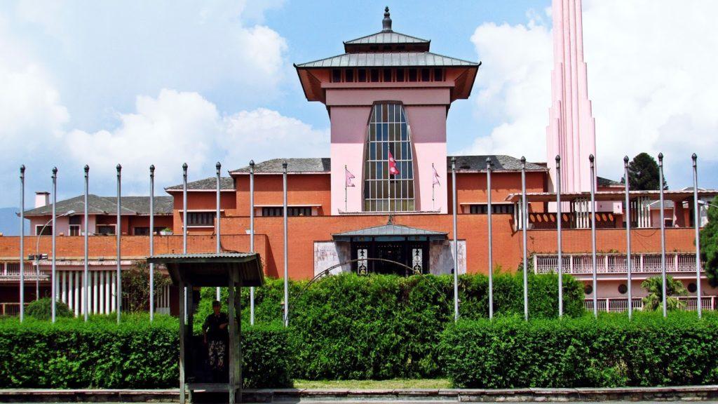 Королевский дворец-музей Катманду