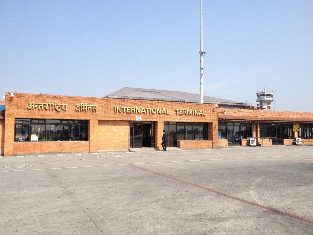 Аэропорт Катманду, Непал