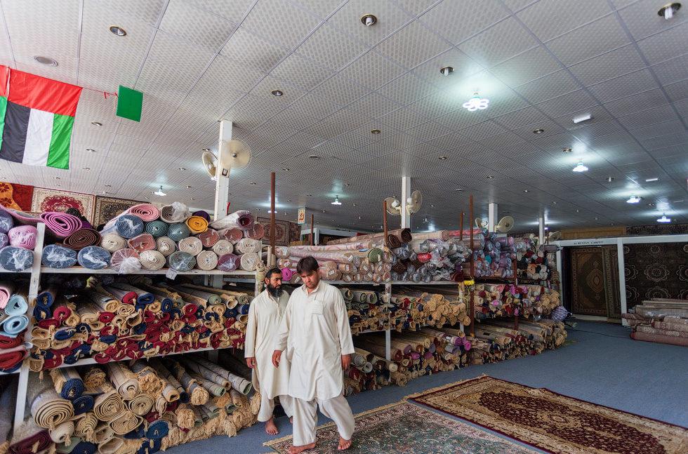 Пятничный рынок Фуджейры (рынок Сук-аль-Джумаа)
