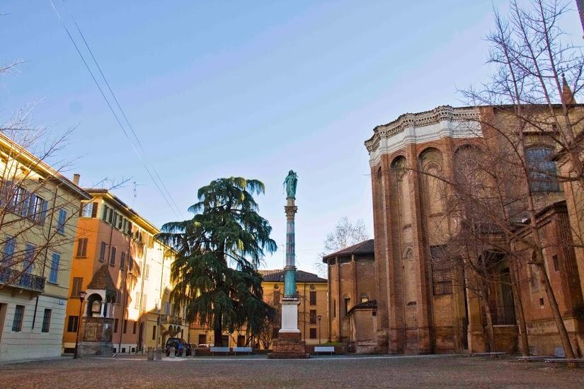 Площадь Св. Доминикана в Болонье