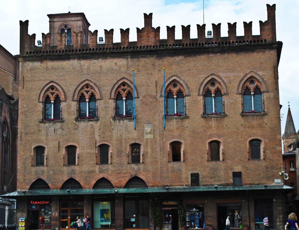 Дворец нотариусов в Болонье