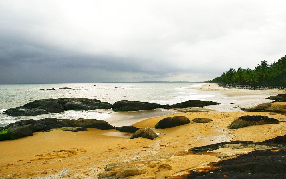 Каппад-бич, Индия, Керала