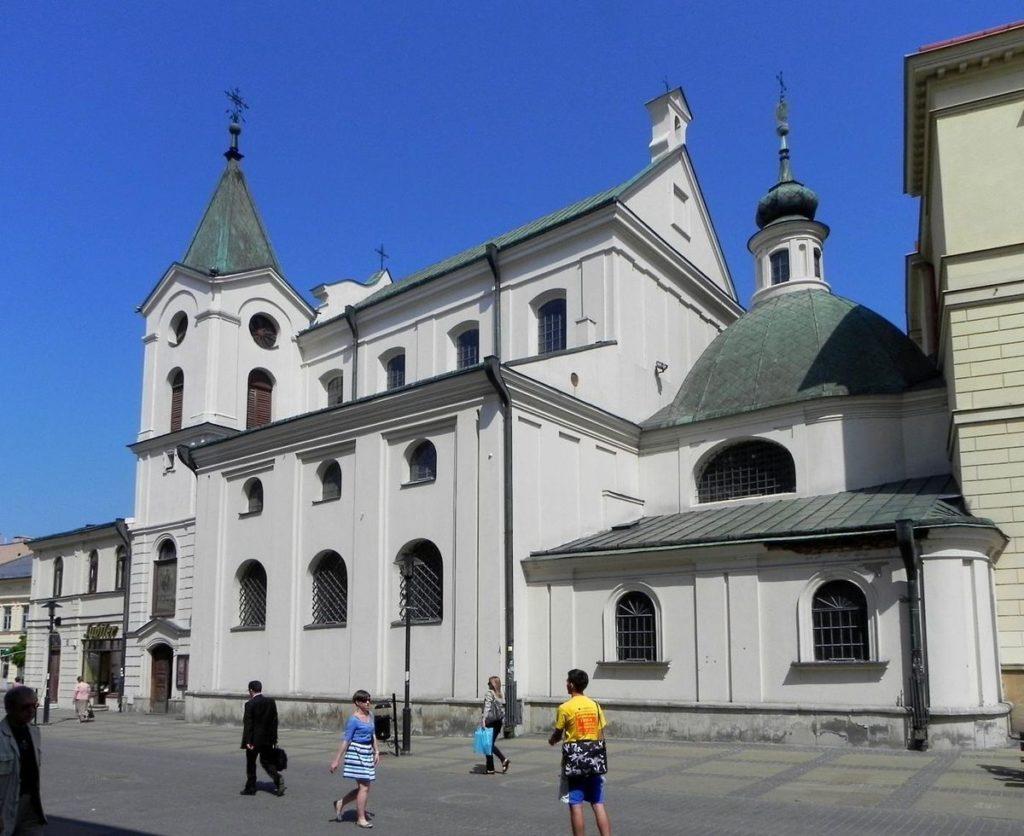Церковь Святого Духа в Люблине