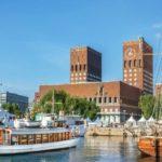 Столица Норвегии - город Осло