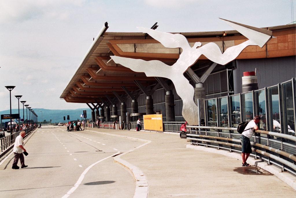 Аэропорт Гардермуэн, Осло