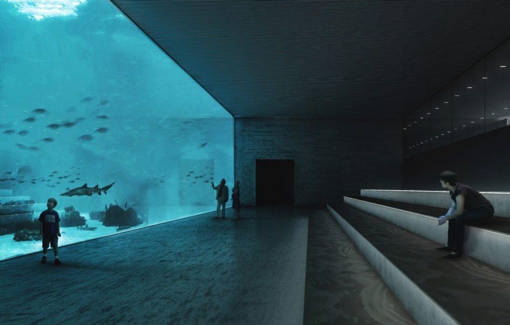 Океанариум в Гдыне