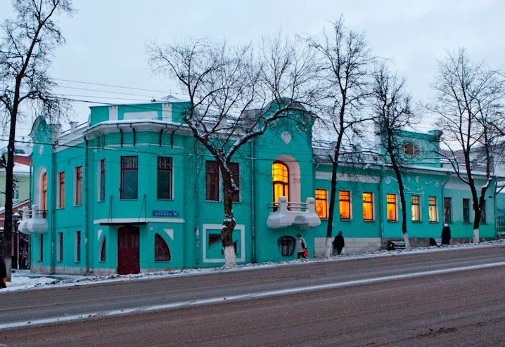 Тула краеведческий музей