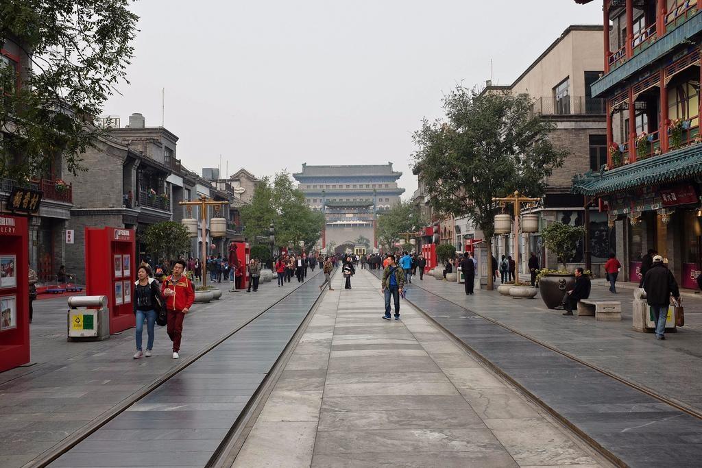 Старинные улицы Пекина