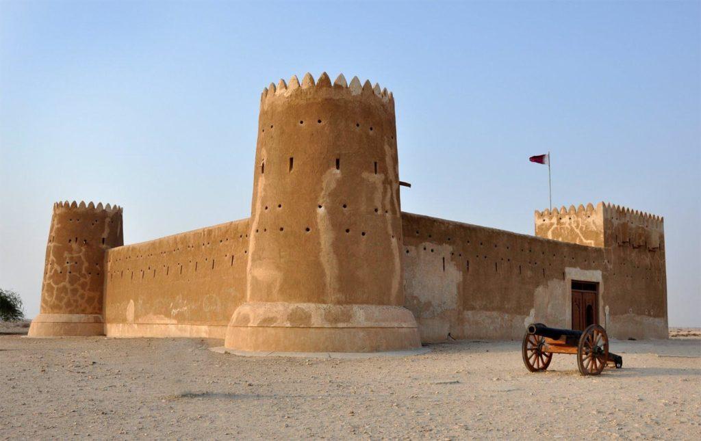 Форт Зубара, Доха, Катар