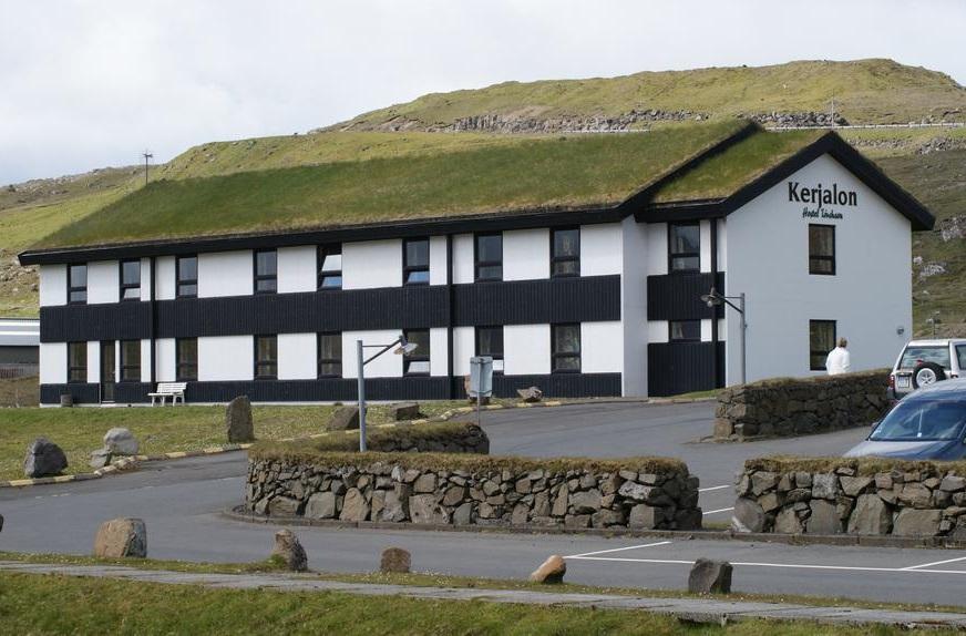 Hostel Kerjalon, Фарерские острова, Стреймой
