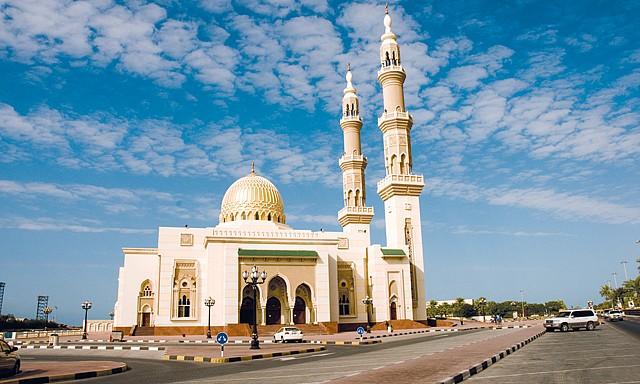 Мечеть Аль-Нуами в Аджмане