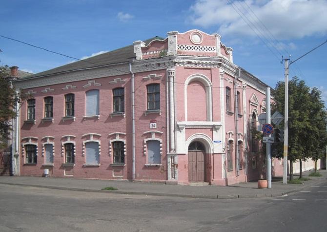 Синагога в Бобруйске