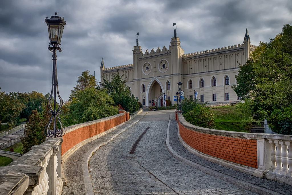 Люблинский замок, Польша