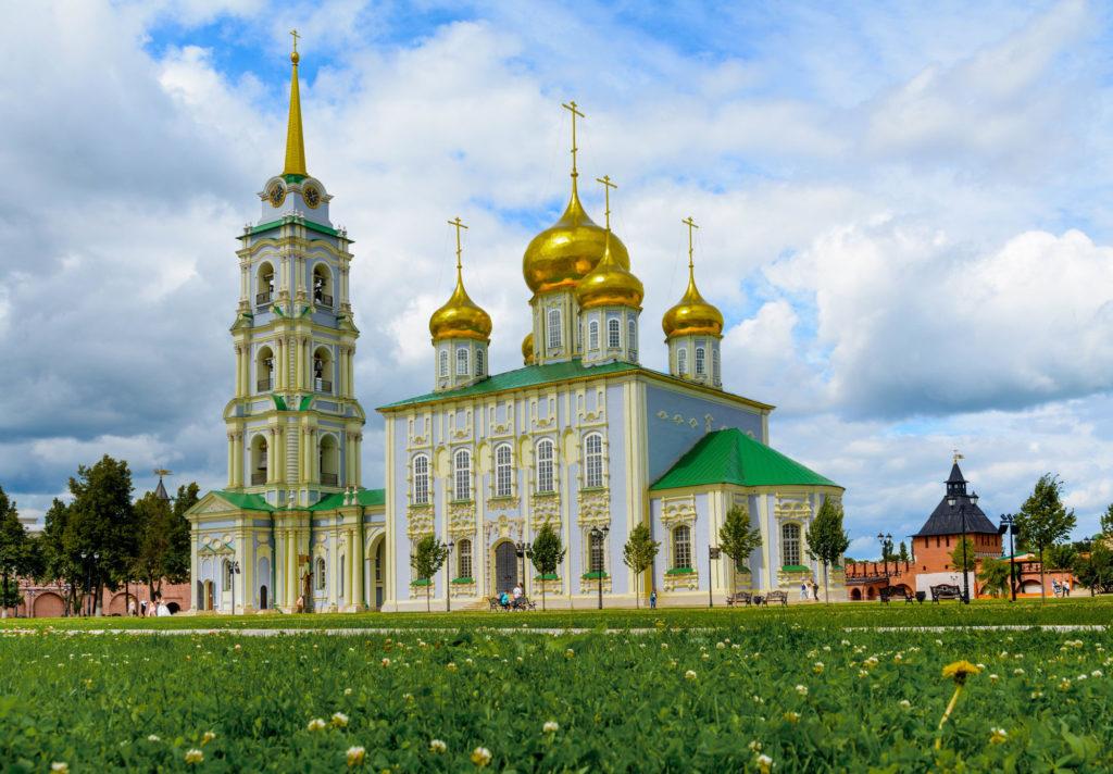 Успенский собор, Кремль, г.Тула