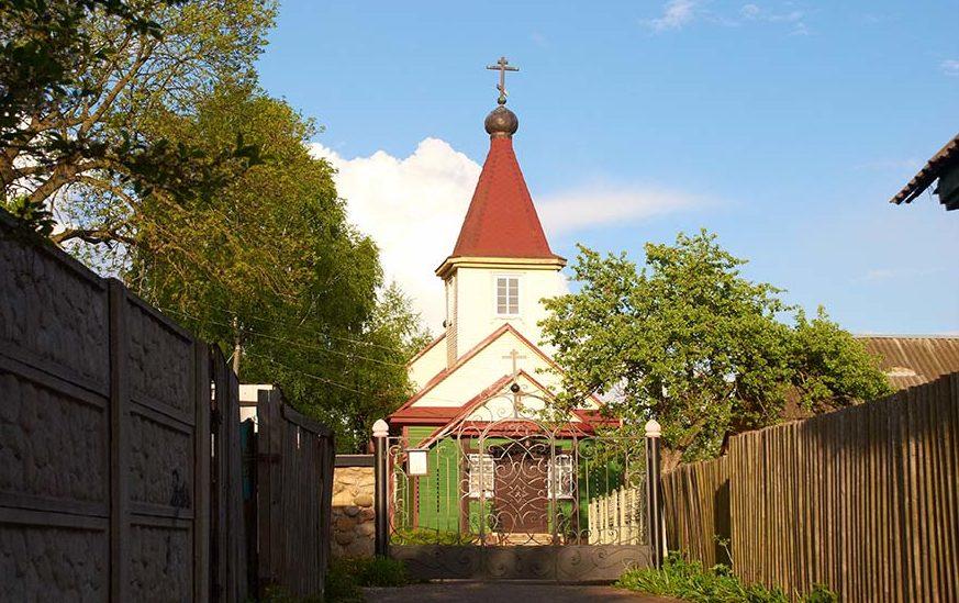Покровская церковь в Борисове