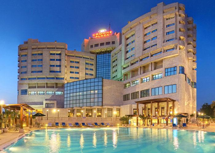 """Отель """"Crowne Plaza"""" в Нью-Дели"""