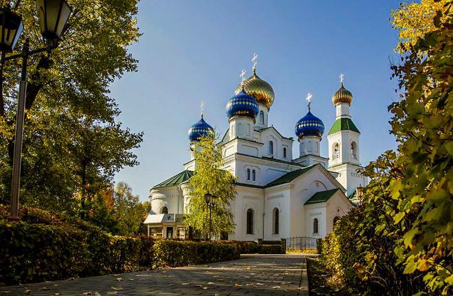 Свято-Никольский собор Бобруйска