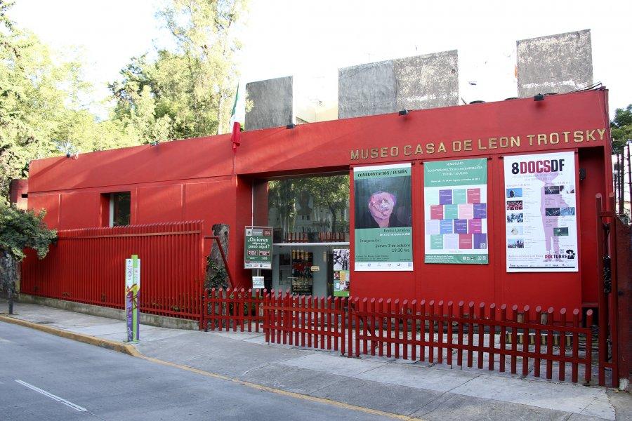 Дом-музей Льва Троцкого в Мехико