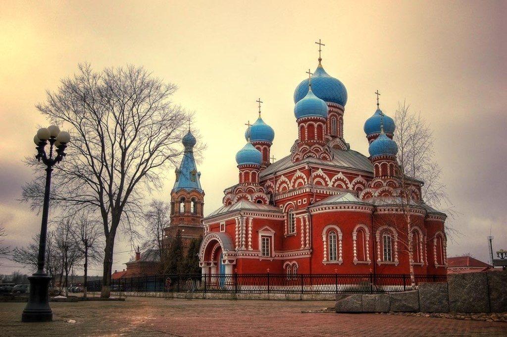 Свято-Воскресенский собор в г. Борисов