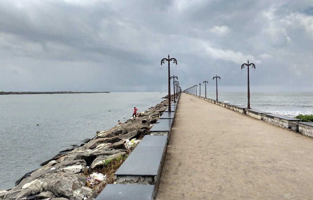 Пляж Бейпур, Керала, Индия