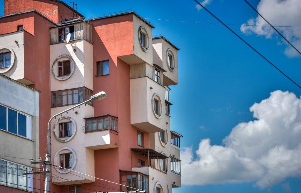 Дом – скворечник в Бобруйске