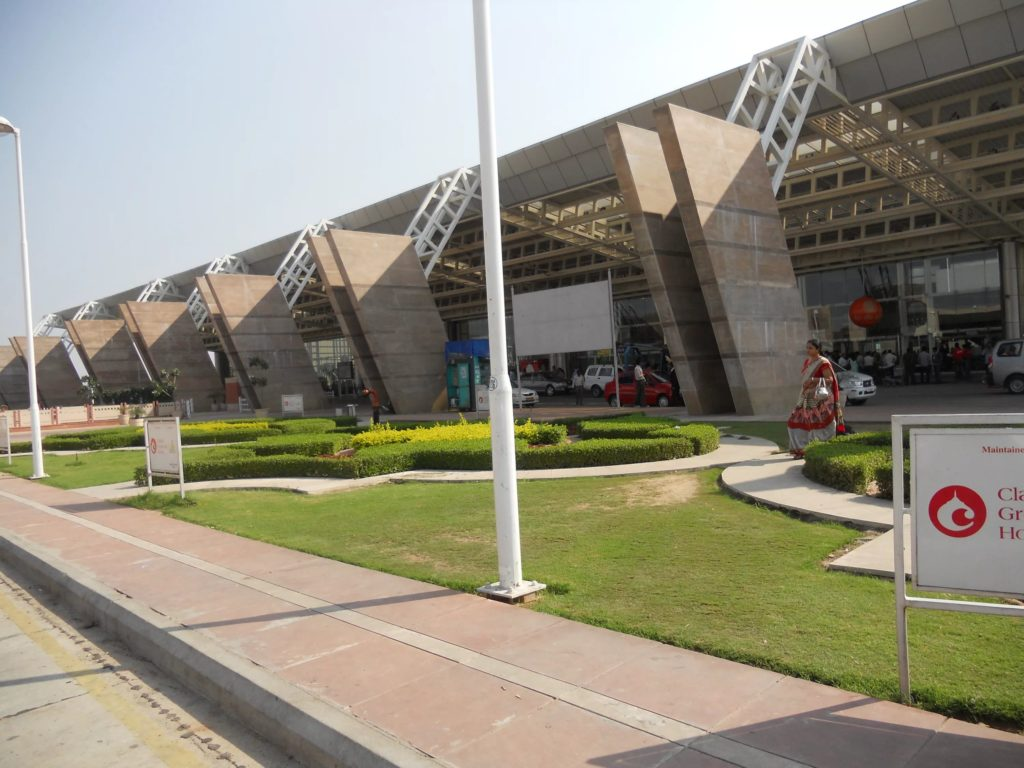 Аэропорт в Джайпуре