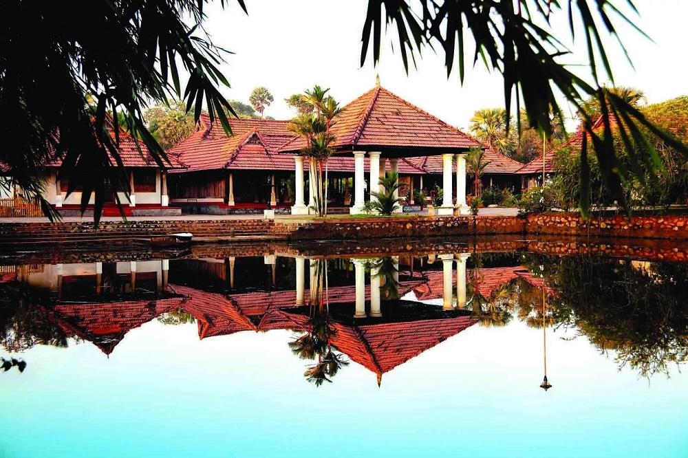 "Отель ""Isola Di Cocco Ayurvedic Heritage Beach Resort"" в Керале, Пувар"