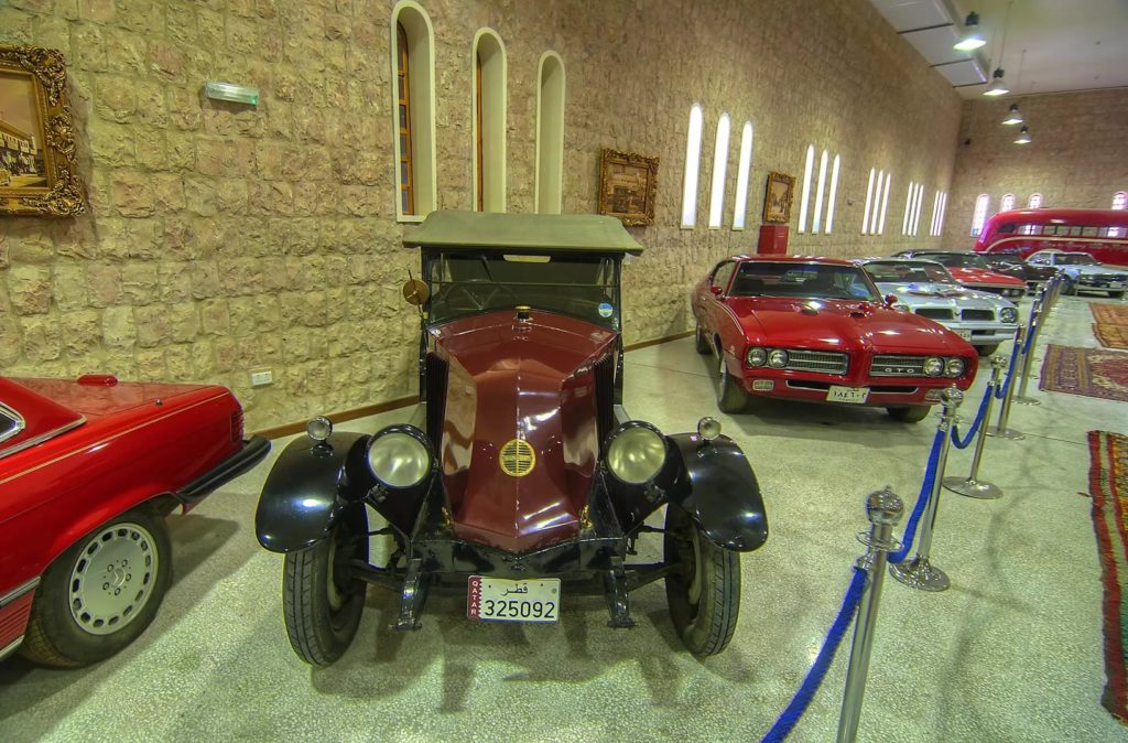 Музей шейха Фейсала в Дохе