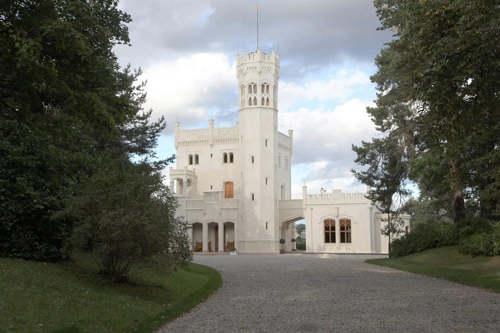 Замок Оскаршал в Осло