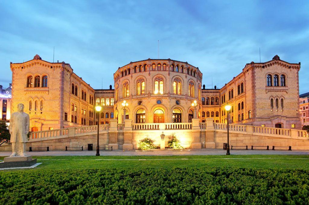Парламент Осло