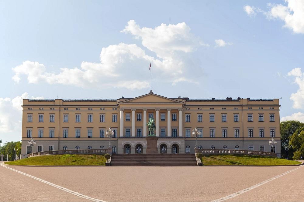 Королевский Дворец Осло