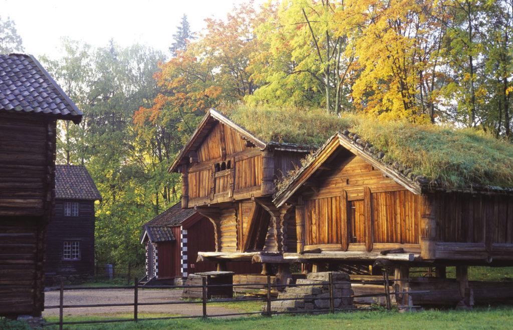 Народный музей Норвегии в Осло