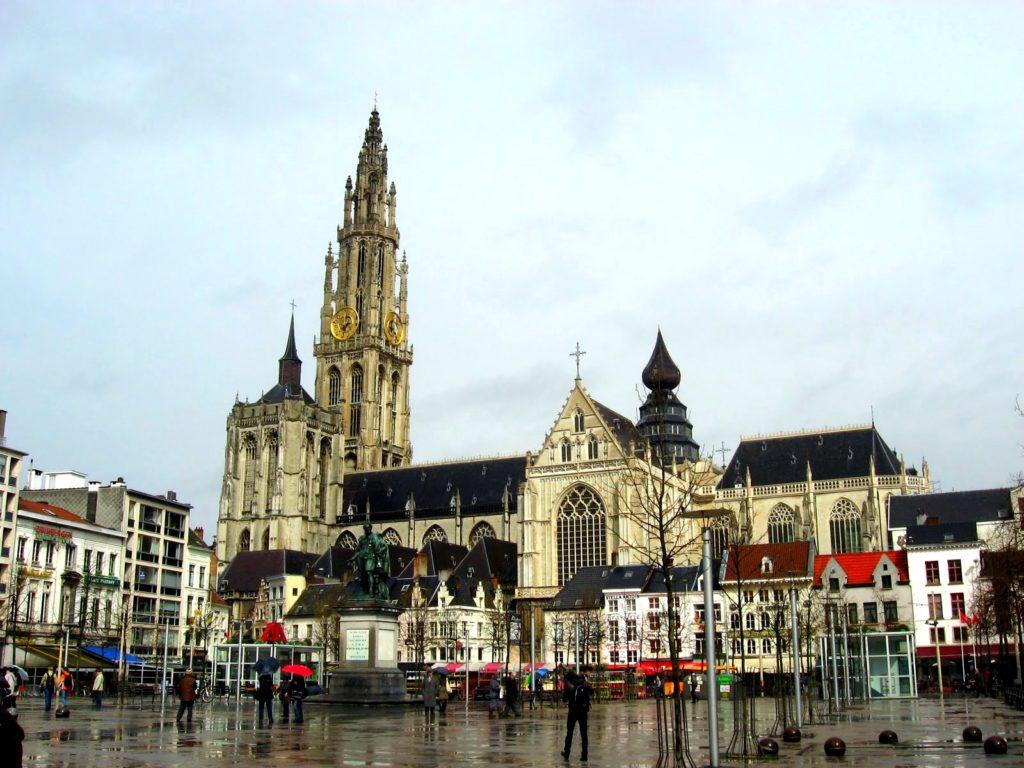 Собор Антверпенской Богоматери, Антверпен