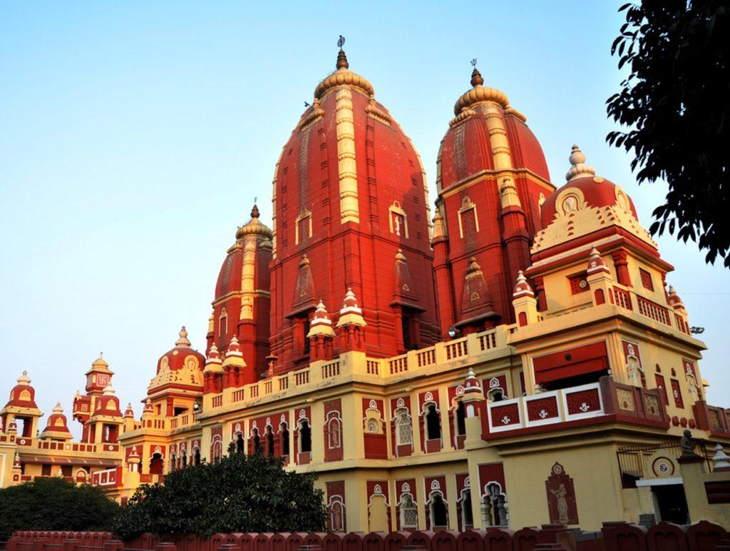 Храм Лакшми-Нараяны в Нью-Дели