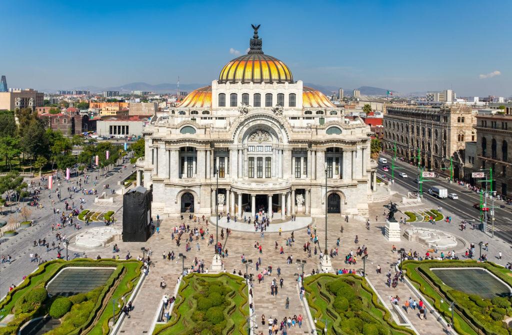 Оперный театр Мехико