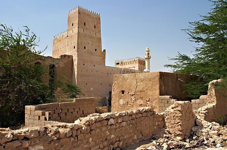 Форт Умм-Салал-Мохаммед близ Дохи