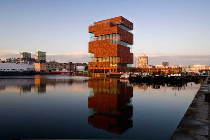 Музей «Ан де Стром» в Антверпене