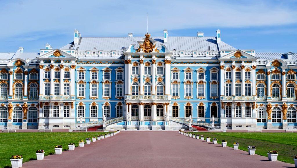 Царскосельский дворец, Санкт-Петербург